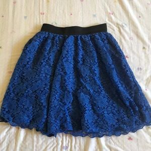 Blue Lace Mini by Divided from H&M